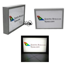 Outdoor Light Box - (A0)