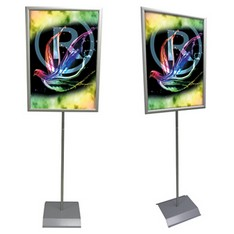 Poster Stand - Standard Base